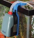 Toms Aquarium Aqua Lifter Vacuum Dosing Pump Holder