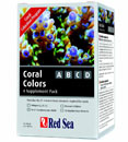 Red Sea Coral Colors ABCD Reef Supplement Multipack