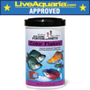 Color Flakes Food for Freshwater Tropical Fish, Rainbows and Gouramis