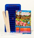 DrTim's Aquatics Natural Bene-FISH-al Fish Food Starter Kit for All Freshwater Fish
