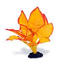 Azoo Real Plant Artificial Anubias - Orange