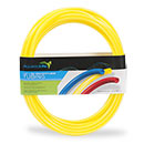 "AquaticLife 1/4"" Polyethylene Tubing, Yellow"