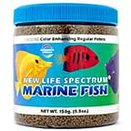 New Life Spectrum Marine Fish Tropical Food Pellets