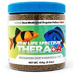New Life Spectrum Thera+A Regular Pellet Enhanced Non Medicated Fish Food