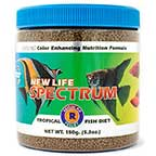 New Life Spectrum Regular Pellet Tropical Fish Food