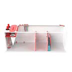 Pro Clear Red Flex Reef Sump 400