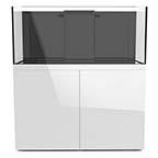 110 Gallon ProStar Rimless Glass Aquarium - White