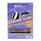 Ocean Nutrition Frozen Chopped Clams