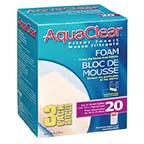 Hagen AquaClear Foam Filter Media