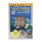 San Francisco Bay Brand Frozen Mysis Shrimp Mini Cube