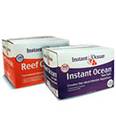 Instant Ocean & Reef Crystals Synthetic Sea Salt
