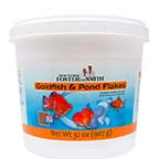 Drs. Foster & Smith Goldfish & Pond Flakes for Goldfish, Koi, & Pond Fish