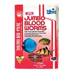 Hikari Bio-Pure Frozen Jumbo Blood Worms