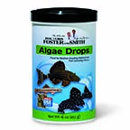 Algae Drops® Food for Bottom-Feeding Herbivorous Fish including Plecos