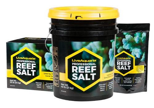 LiveAquaria Professional Reef Salt
