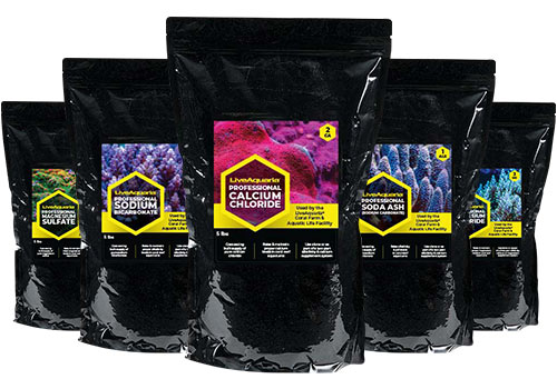 LiveAquaria Professional Reef Supplements
