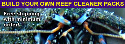 Build Your Own Reef Cleaner Packages