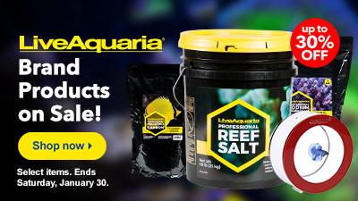 LiveAquaria Brand Products