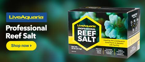 Live Aquaria Professional Reef Salt