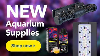 Shop NEW Aquarium Supplies