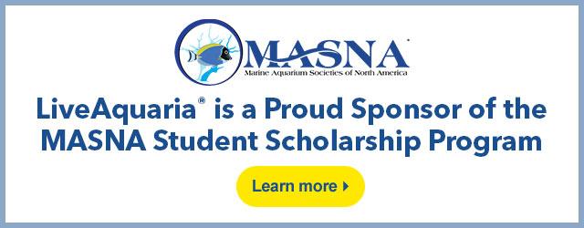 LiveAquaria MASNA Scholarship