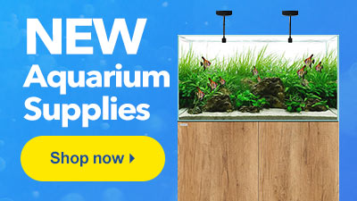 Shop NEW Aquarium Supplies