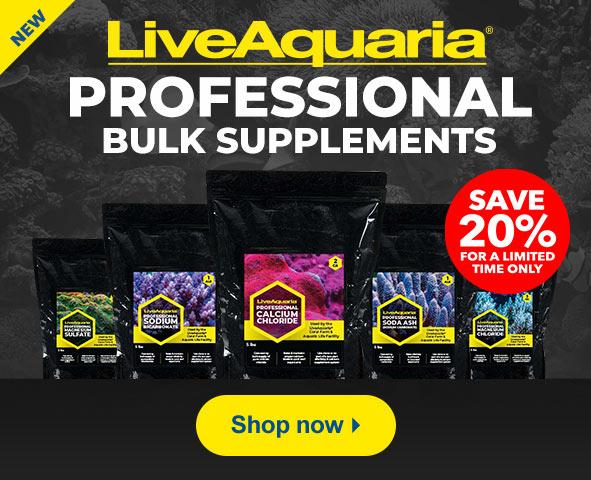 LiveAquaria Reef Supplements