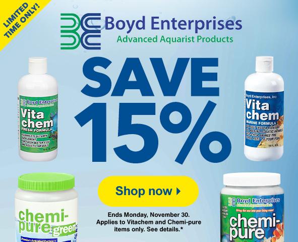 Save 15% on Boyd