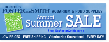 Aquarium & Pond Supplies from DrsFosterSmith.com