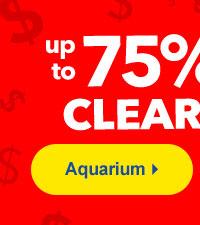 Aquarium Clearance